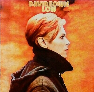 David Bowie~Low ~Remastered+Promo Insert~Cd Album~Like New