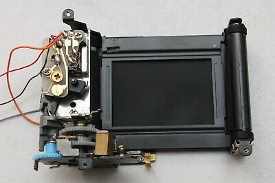 MINOLTA X700 SHUTTER UNIT (other parts available-please ask)