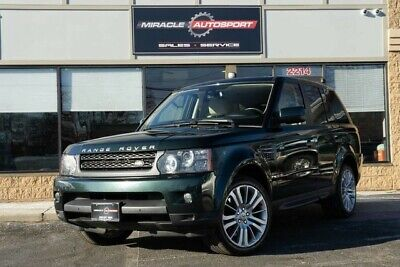 2011 Land Rover Range Rover Sport  clean carfax free shipping warranty luxury 4x4 finance cheap hse