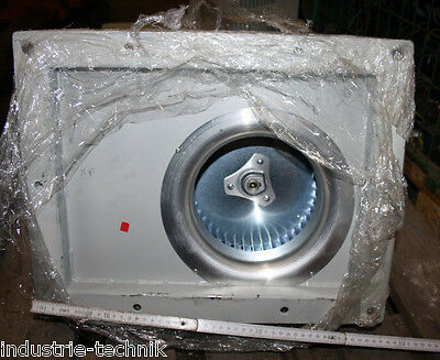 Ventilateur Radial 1,1 Kw Système D'Extraction Absaugmotor Abgasmotor