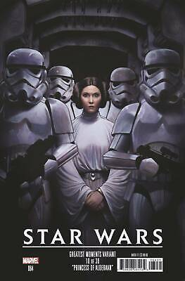 Star Wars #65 Greatest Moments Variant Marvel, 2019 NM