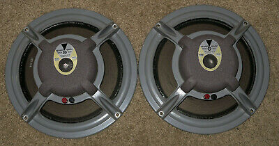 """JBL D123 16 OHM 12"""" LOW FREQUENCY WOOFERS 2 available, with sequential number"""