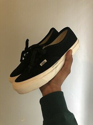 d4d7b1f999 Vans Vault OG Authentic LX Worn Lightly Size 7 Men s 8.5 Women s NO BOX  Suede
