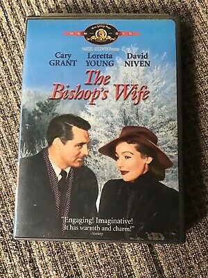 The Bishops Wife (DVD, 1947), CARY GRANT, LORETTA YOUNG, MGM DVD PRINT