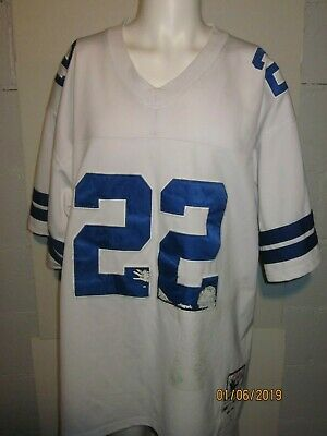best website 2b0b1 33d6d Emmitt Smith Mitchell and Ness Throwback Dallas Cowboys Jersey