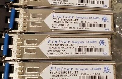 1310nm 10km Transceiver For Allied Telesis AT-SP10LR Optcore 10GBASE-LR SFP