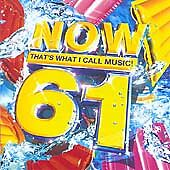 Now That's What I Call Music! 61: 2CD | 2005. New & Sealed. (Next Day Delivery).