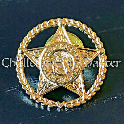 LEON COUNTY FLORIDA Sheriff's Office MINI HAT PATCH police FL