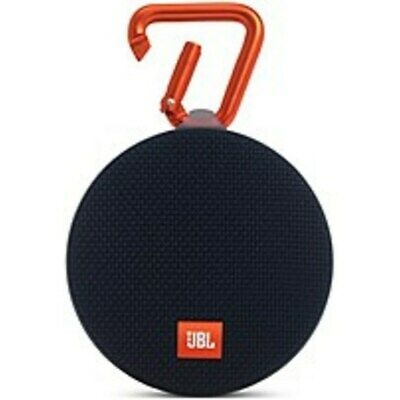 NOB JBL JBLCLIP2BLKAM Clip 2 Waterproof Portable Bluetooth Speaker - Black