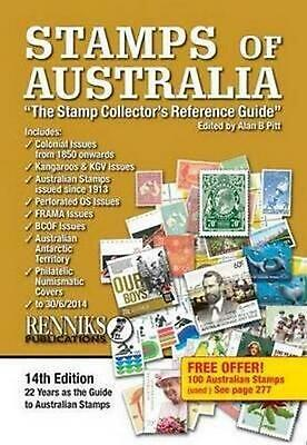 Stamps of Australia: The Stamp Collector's Reference Guide by Alan B. Pitt (Engl