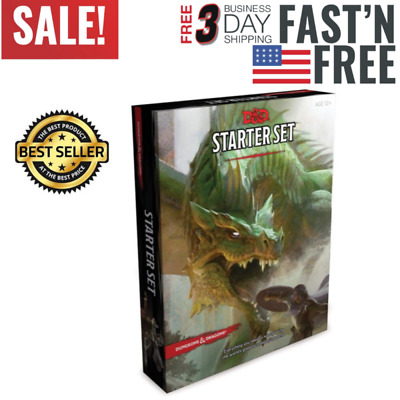 Dungeons & Dragons Starter Set Book Supplement July 15, 2014 by Wizards RPG Team