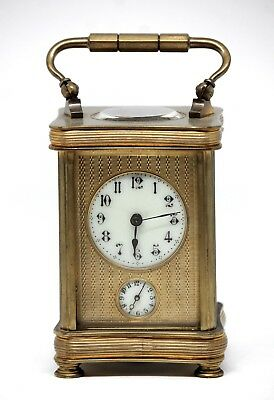 Very fine French Carriage Clock