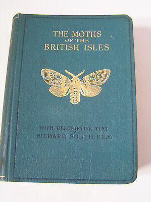 Moths of the British Isles - Series One Richard South - Warne Wayside & Woodland