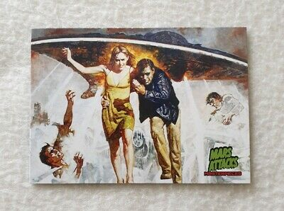 Topps Mars Attacks Invasion Masterpieces Trading Card 3 of 5