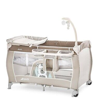 Cot Camping Hauck Babycenter Friend