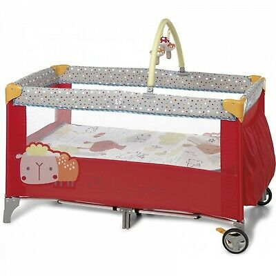 Cot Camping Jané Duo Level Holi