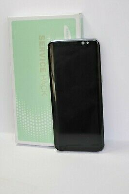 Original Samsung Display Galaxy S8 G950 Orchid Gray