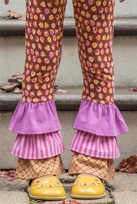 Matilda Jane MAGICIAN BENNYS Size 6 Girls Leggings Make Believe NWT In Bag