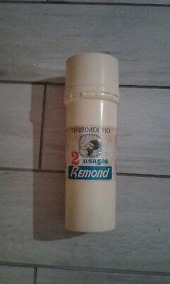 2 Thermocho Bouteille Vintage Usages Thermos De Remond BrxoCde