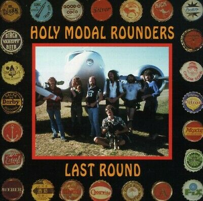 The Holy Modal Rounders - Last Round [New CD]