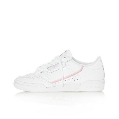 Sneakers Mujer Adidas Continental 80 W G27722  Blanco