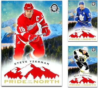 2018-19 OPC Coast To Coast Pride of the North **** PICK YOUR CARD **** From LIST