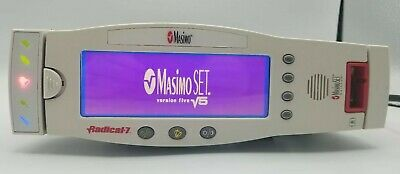 Masimo Radical 7 RDS-1 Signal Extraction Pulse Oximeter Docking Station Charger