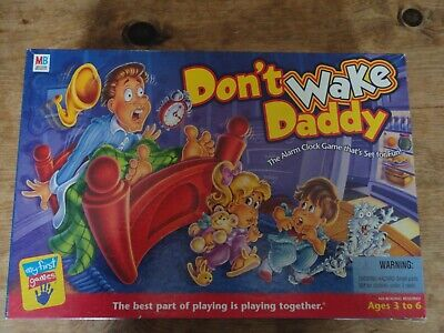 Don't Wake Daddy Board Game 100% Complete