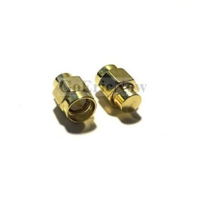 20 PCS Goldplated SMA Male 2W 6GHZ 50 Ohm Dummy Load Connector Plug