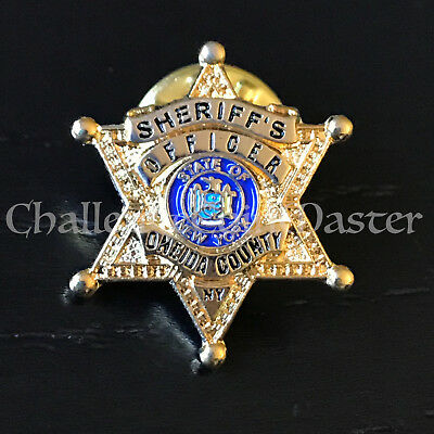 A1 KINGS COUNTY California SHERIFF Department POLICE Lapel PIN