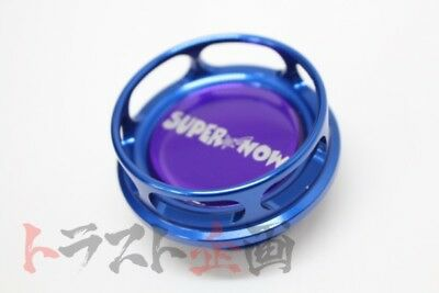 455191012  Super Now! Oil Filler Cap Turquoise fits M32 Most of Nissan Vehicles
