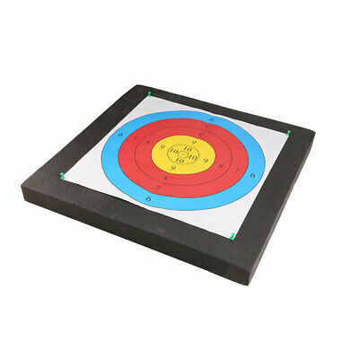 Straw Garden Archery Target Mat-For Recurve and Compounds Bows - 50x50cm