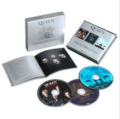 "Queen - Platinum Collection: Greatest Hits 1-3 [New CD] Boxed Set ""BRAND NEW"""