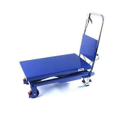 Hydraulic mobile lifting table - Platform truck - 300 kg-Lift height:900mm