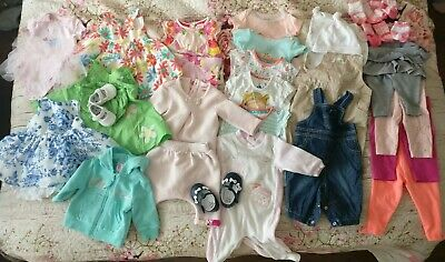 Baby clothes 5bundle 0-3 Mths GIRLS Various Brands TED BAKER, CHICCO, NEXT