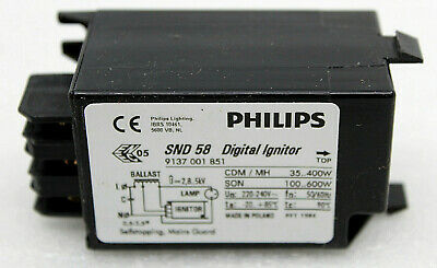 Philips Snd 58 Digital Ignitor 220-240v 50-60 Hz Semi-Parallel New