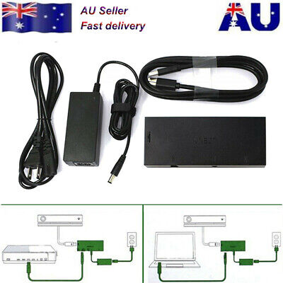 For Kinect 2.0 Sensor Adapter Connector Charger For Xbox One X & Windows PC AU