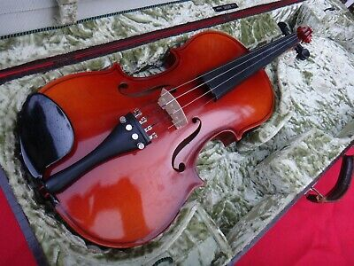 Magificent Suzuki full size Violin immaculate cond, Jaeger flight case, the best