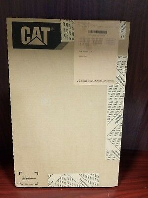 GENUINE CATERPILLAR CAT 3408E Aftercooler & Lines Gasket Kit_141-1933