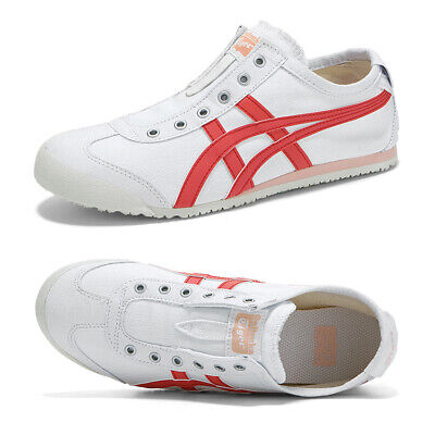 Onitsuka Tiger Mexico 66 Slip-On (1182A087-100) Casual Sneakers Trainers Shoes