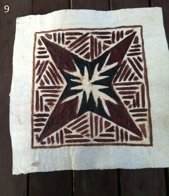 Tapa cloth from Samoa