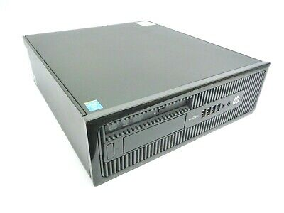 HP ProDesk 400 G1 SFF PC intel Core i3 4130 3.40GHz 4GB DDR3 RAM 500GB HDD DVDRW