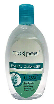 Maxi-Peel Facial Cleanser Classic 135ml (from £7.50 to £15.00)