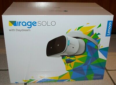 +++ Lenovo Mirage Solo VR Headset VR Brille ++ Virtual Reality ++ NEU & OVP +++