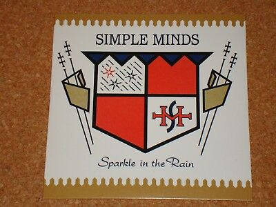 SIMPLE MINDS - Sparkle In The Rain - NEW CD album in card sleeve