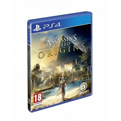 ASSASSIN'S CREED ORIGINS nuovo Playstation 4 PS4 italiano