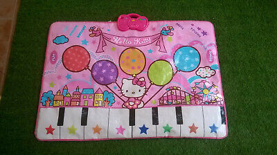 Alfombra de Piano musical Hello Kitty varios idiomas