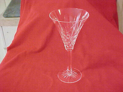 Waterford Lismore? Tall Champagne Glass Xlnt
