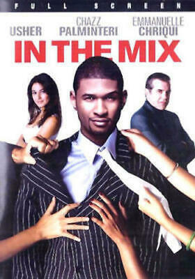 In the Mix (DVD, 2005, Full Screen) NEW