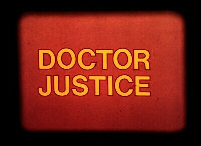 "16mm COLOUR SOUND FEATURE FILM ""DOCTOR JUSTICE"""
